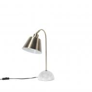 Lampka stołowa mosiężna Montechiaro BLmeble