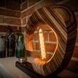 Lampka stołowa ręcznie robiona Custom Custom Woods CL-012