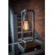Lampka stołowa ręcznie robiona Strokkur Custom Woods CL-009