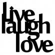 LIVE LAUGH LOVE LLL1-1