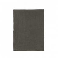 Lniany bieżnik 45x140cm Blomus LINEO ciemnozielony