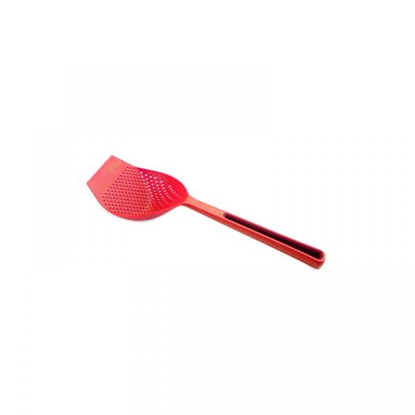 Łopatka cedzakowa Swift czerwona DX-17830337