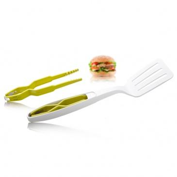 Łopatka ze szczypcami Tomorrows Kitchen