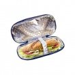 Lunch Bag na kanapkę Iris Teen Girl pomarańczowy 9913-T-08