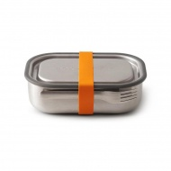Lunch box 3w1 Black+Blum Box Appetit pomarańczowy