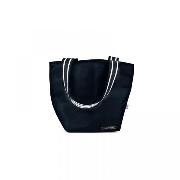 Lunchbag TOTE Iris czarny 9150-TX