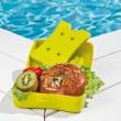 Lunchbox Koziol Ping Pong musztardowa zieleń KZ-3150582