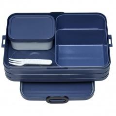 Lunchbox Take a Break Bento duży Nordic Denim 107635616800
