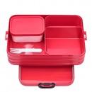 Lunchbox Take a Break Bento duży Nordic Red 107635674500
