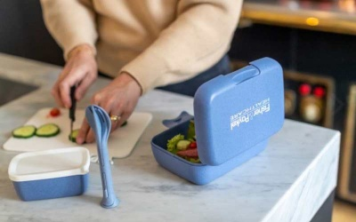 Lunchbox z przegródkami – wygoda każdego dnia!