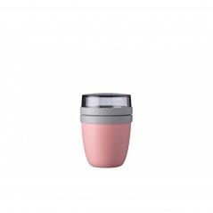 Lunchpot Ellipse mini Nordic Pink 107650076700