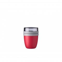 Lunchpot Ellipse mini Nordic Red 107650074500
