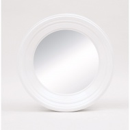 Lustro 37x37 cm Miloo Home Doblado białe