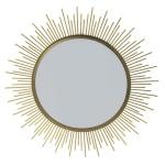 Lustro Intesi Shine złote