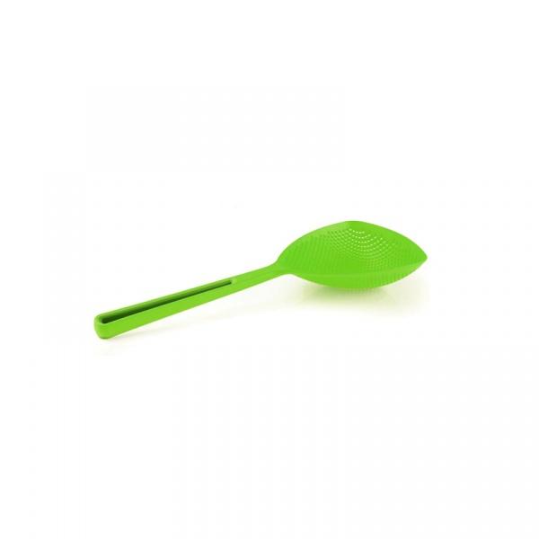 Łyżka cedzakowa Swift zielona DX-17830336