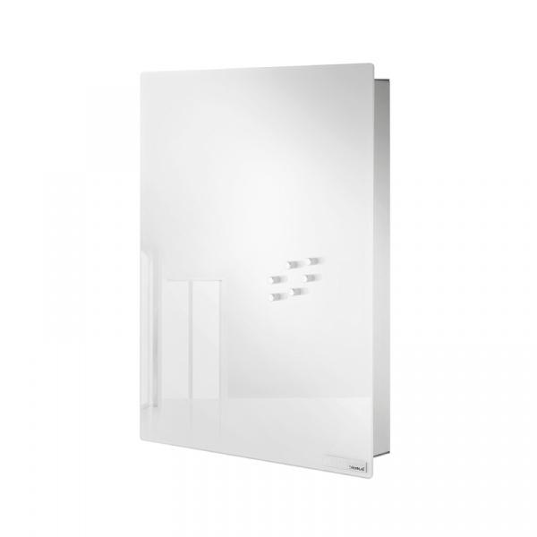 Magnetyczna skrzynka na klucze 30x40x5 cm Blomus Velio biała B65366