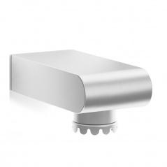 Magnetyczny uchwyt na mydło 8,5x4cm Zack Atore srebrny mat