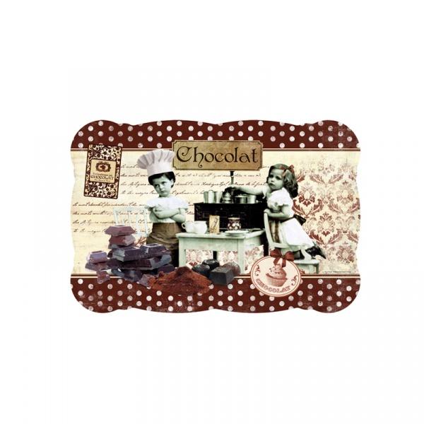 Mata stołowa Nuova R2S Nostalgie mali kucharze 610 MAIT