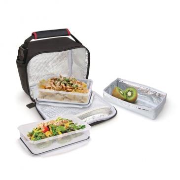 Mini Lunch Box Iris brązowy