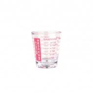 Mini miarka 30 ml Tala różowa