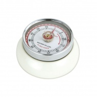Minutnik z magnesem Zassenhaus Speed kremowy