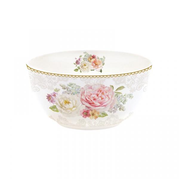 Misa porcelanowa 14cm Nuova R2S Romantic Lace 337 ROLC