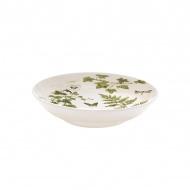 Misa z porcelany 10cm Nuova R2S Romantic liście