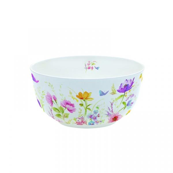 Misa z porcelany 14 cm Nuova R2S Romantic polne kwiaty 337 FLDC