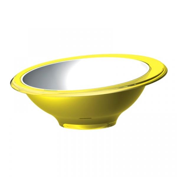 Miseczka 0,25 l Casa Bugatti Glamour żółta GL6U-02174