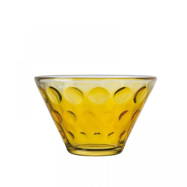 Miseczka deserowa żółta Leonardo Optic 049438