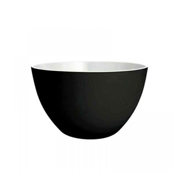 Miska 28 cm Zak! Black&White czarno-biała 0535-1898E