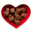 Miska ceramiczna serce Sagaform Christmas SF-5016202