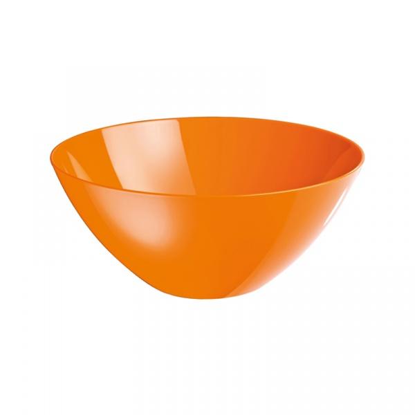 Miska do sałatek Koziol Rio M pomarańczowa KZ-3609521