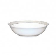 Miska do sałaty 23 cm Miloo Home Moderno biała