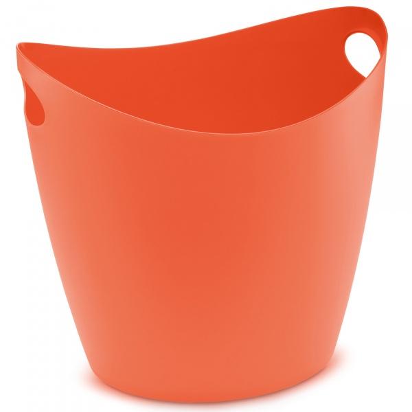 Miska łazienkowa Koziol Bottichelli XL pomarańczowo-czerwona KZ-5736633