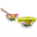 Miska parowa 0,5l Tomorrow's Kitchen zielona