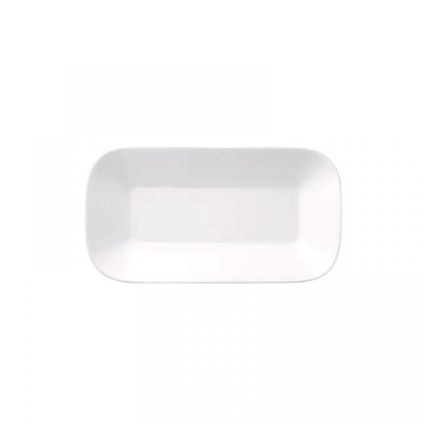 Miska prostokątna 18 x 9 cm Kahla Cumulus biała KH-427770A90042C