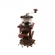 Młynek do kawy Colombo Zest For Life brązowy