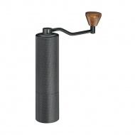 młynek do kawy, śred. 4,5 x 19 cm, 23 g, aluminium/stal nierdzewna, czerń grafitowa