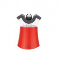 Młynek do pieprzu + solniczka 8 cm Peugeot Pep's czerwony