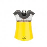 Młynek do pieprzu + solniczka 8 cm Peugeot Pep's żółty
