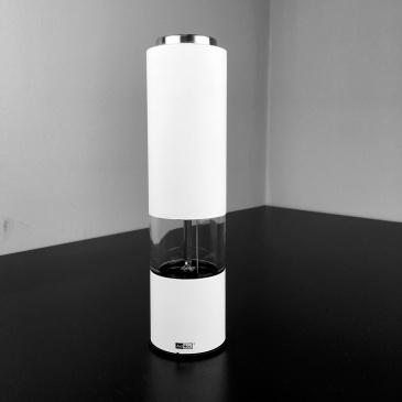 Młynek elektryczny 21,5 cm AdHoc Tropica biały