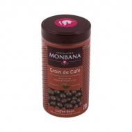 Monbana Ziarenka kawowca w czekoladzie - Grain De Cafe