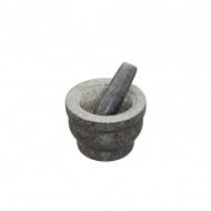 Moździerz z tłuczkiem Kitchen Craft Artesa granitowy