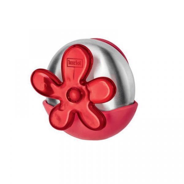 Mydełko stalowe Koziol A-pril czerwone KZ-5876103