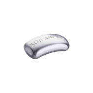 Mydło stalowe pochłaniające zapachy Kitchen Craft Amco srebrne