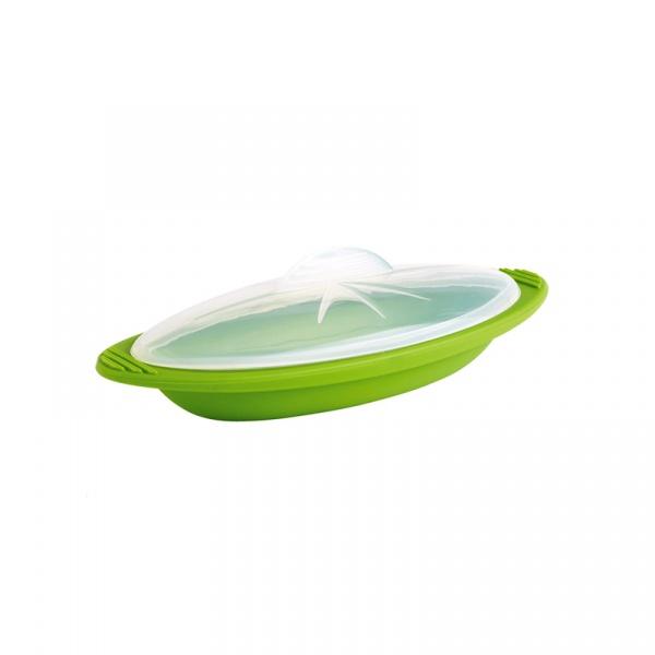Naczynia do zapiekania 2 szt. Mastrad zielone małe MA-F68188