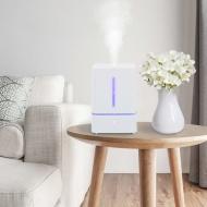Nawilżacz ultradźwiękowy z mgiełką i światłem, 5,5 L, dotykowy