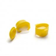 Niezbędnik do kukurydzy 5,8x5,7x5,0 cm Monkey Business Spredo żółty