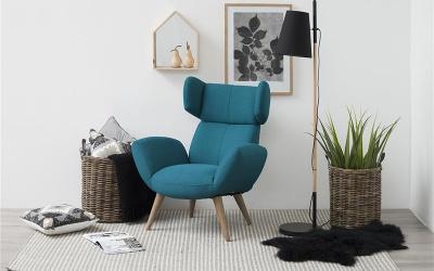 Nowoczesne fotele - najnowsze propozycje SuperWnętrza